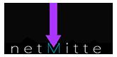 netMitte Ecommerce und IT Agentur Logo